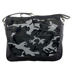 Camouflage Pattern Disguise Army Messenger Bags