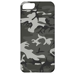 Camouflage Pattern Disguise Army Apple Iphone 5 Classic Hardshell Case