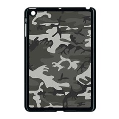 Camouflage Pattern Disguise Army Apple Ipad Mini Case (black)