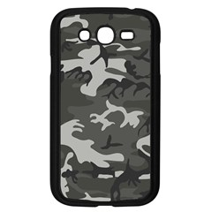 Camouflage Pattern Disguise Army Samsung Galaxy Grand Duos I9082 Case (black)