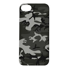Camouflage Pattern Disguise Army Apple Iphone 5s/ Se Hardshell Case