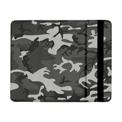 Camouflage Pattern Disguise Army Samsung Galaxy Tab Pro 8 4  Flip Case