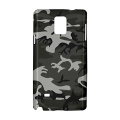 Camouflage Pattern Disguise Army Samsung Galaxy Note 4 Hardshell Case