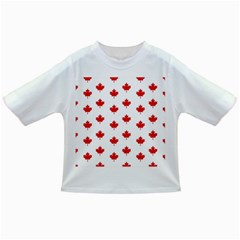 Maple Leaf Canada Emblem Country Infant/toddler T Shirts