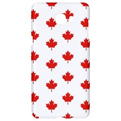Maple Leaf Canada Emblem Country Samsung C9 Pro Hardshell Case