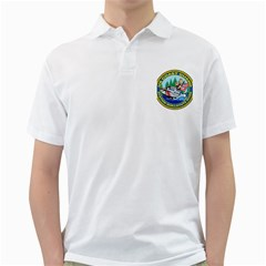 Coast Guard Station Quillayute River Golf Shirts