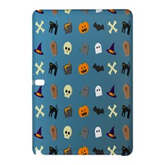 Halloween Cats Pumpkin Pattern Bat Samsung Galaxy Tab Pro 12 2 Hardshell Case