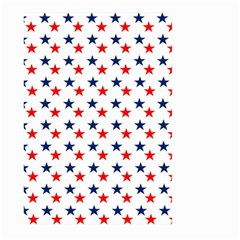 Patriotic Red White Blue Stars Usa Large Garden Flag (two Sides)
