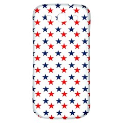 Patriotic Red White Blue Stars Usa Samsung Galaxy S3 S Iii Classic Hardshell Back Case