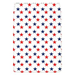 Patriotic Red White Blue Stars Usa Flap Covers (s)