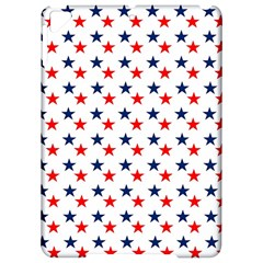 Patriotic Red White Blue Stars Usa Apple Ipad Pro 9 7   Hardshell Case