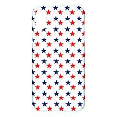 Patriotic Red White Blue Stars Usa Apple Iphone X Hardshell Case