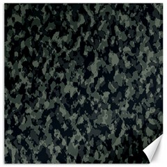 Camouflage Tarn Military Texture Canvas 12  X 12