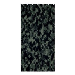 Camouflage Tarn Military Texture Shower Curtain 36  X 72  (stall)