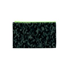 Camouflage Tarn Military Texture Cosmetic Bag (xs)