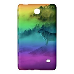Yellowstone Wolfs Sunset Samsung Galaxy Tab 4 (7 ) Hardshell Case
