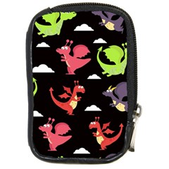 Cute Flying Dragons Compact Camera Cases
