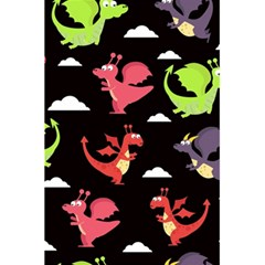 Cute Flying Dragons 5 5  X 8 5  Notebooks