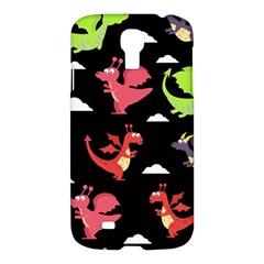 Cute Flying Dragons Samsung Galaxy S4 I9500/i9505 Hardshell Case