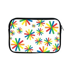 Celebrate Pattern Colorful Design Apple Ipad Mini Zipper Cases