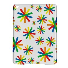 Celebrate Pattern Colorful Design Ipad Air 2 Hardshell Cases