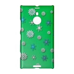 Snowflakes Winter Christmas Overlay Nokia Lumia 1520