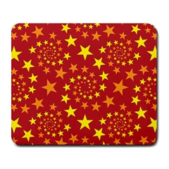 Star Stars Pattern Design Large Mousepads