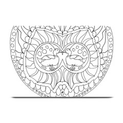 Heart Love Valentines Day Plate Mats