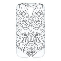 Heart Love Valentines Day Samsung Galaxy S4 I9500/i9505 Hardshell Case