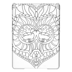 Heart Love Valentines Day Ipad Air Hardshell Cases