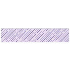 Halloween Lilac Paper Pattern Small Flano Scarf