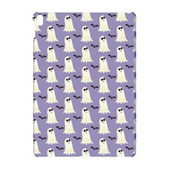 Bat And Ghost Halloween Lilac Paper Pattern Apple Ipad Pro 10 5   Hardshell Case