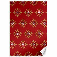 Pattern Background Holiday Canvas 20  X 30