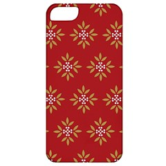 Pattern Background Holiday Apple Iphone 5 Classic Hardshell Case