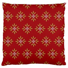 Pattern Background Holiday Standard Flano Cushion Case (one Side)