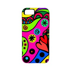 Seamless Tile Background Abstract Apple Iphone 5 Classic Hardshell Case (pc+silicone)