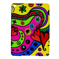Seamless Tile Background Abstract Ipad Air 2 Hardshell Cases