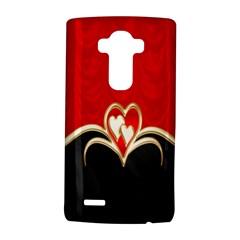 Red Black Background Wallpaper Bg Lg G4 Hardshell Case
