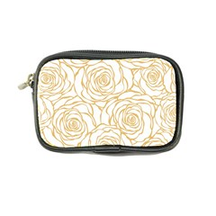Yellow Peonies Coin Purse