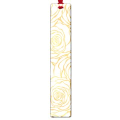 Yellow Peonies Large Book Marks