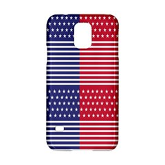 American Flag Patriot Red White Samsung Galaxy S5 Hardshell Case