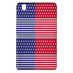 American Flag Patriot Red White Samsung Galaxy Tab Pro 8 4 Hardshell Case