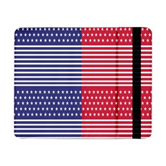 American Flag Patriot Red White Samsung Galaxy Tab Pro 8 4  Flip Case