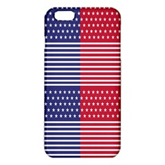 American Flag Patriot Red White Iphone 6 Plus/6s Plus Tpu Case