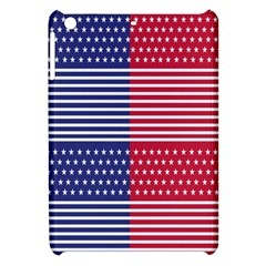 American Flag Patriot Red White Apple Ipad Mini Hardshell Case