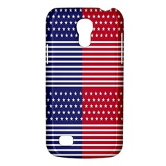 American Flag Patriot Red White Galaxy S4 Mini