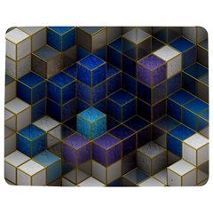 Cube Cubic Design 3d Shape Square Jigsaw Puzzle Photo Stand (rectangular)