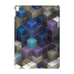 Cube Cubic Design 3d Shape Square Apple Ipad Pro 10 5   Hardshell Case