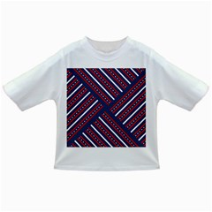 Patriotic Red White Blue Stars Infant/toddler T Shirts