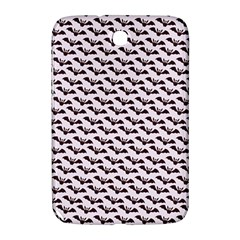 Halloween Lilac Paper Pattern Samsung Galaxy Note 8 0 N5100 Hardshell Case